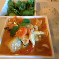 Photo taken at SEA Thai Bistro by Jennifer B. on 10/13/2013