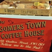 Photo taken at Somers Town Coffee House by Ant on 10/16/2014