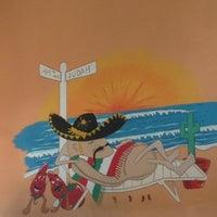 Photo taken at El Beach Burrito #BeachBurritoSF by Leonard D. on 2/22/2013