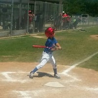Photo taken at Western Hills Little League by 1 2. on 4/25/2015