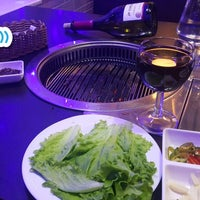 Foto tirada no(a) Korean BBQ гриль por Владимир В. em 2/28/2018