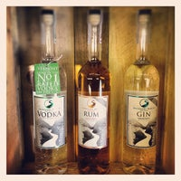 Photo taken at Smugglers' Notch Distillery by Michelle O. on 9/15/2012
