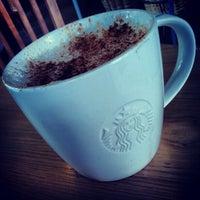 Photo taken at Starbucks by Brad P. on 9/30/2012