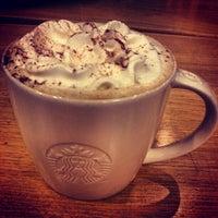 Photo taken at Starbucks by Brad P. on 10/19/2012