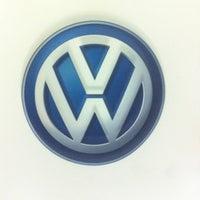 Photo taken at Volkswagen by Artem S. on 1/11/2014