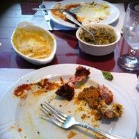 Photo taken at Banjara Indian Cuisine by Roy S. on 9/14/2013