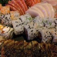 Photo taken at Sushi Toro by Nádia on 4/25/2016
