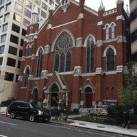 Photo taken at Metropolitan AME Church by Richard on 11/16/2016