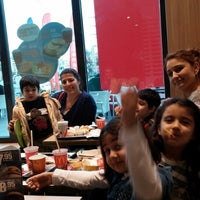 Photo taken at mcdonals by Ozlem D. on 1/29/2014