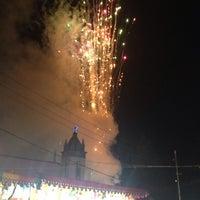 Photo taken at Iglesia de San Francisco by Ana B. on 1/12/2014