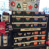Photo taken at Dunkin Donuts by Dina L. on 12/6/2014