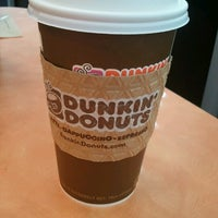 Photo taken at Dunkin Donuts by Dina L. on 10/8/2012