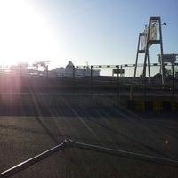 Photo taken at Eastern Docks by Chris L. on 3/20/2014