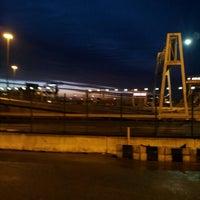 Photo taken at Eastern Docks by Chris L. on 1/24/2014