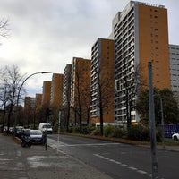 Photo taken at Lindenstraße by Christian P. on 10/27/2017