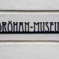 Photo prise au Bröhan-Museum par Christian P. le9/27/2017