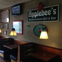 Photo taken at Applebee's by Adriano C. on 10/26/2012