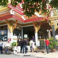 Photo taken at Wat Thep Leela by OlivẽR N. on 6/23/2013