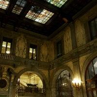 Photo taken at Palazzo Zevallos Stigliano by Akos B. on 4/2/2017