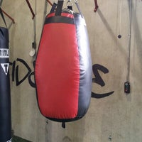 Photo taken at Kickboxing Underground by Christopher H. on 2/12/2014