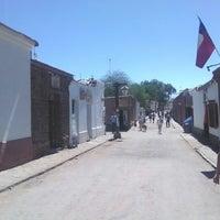Photo taken at San Pedro De Atacama by Luciano F. on 1/9/2014