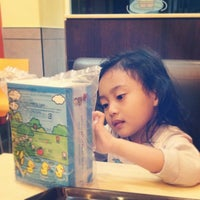 Photo taken at McDonald's by Dhya A. on 11/25/2013
