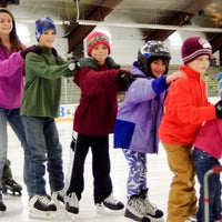 Photo taken at Howelsen Ice Arena by Winnie D. on 1/8/2014