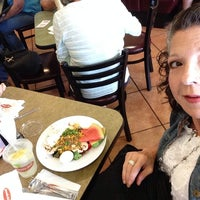Photo taken at Jason's Deli by Rita H. on 9/21/2014