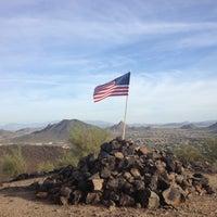 Photo taken at Thunderbird Mountain by Brett C. on 10/6/2012