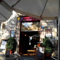 Photo taken at Baccardi Café by Denis L. on 10/8/2013