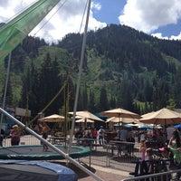 Photo taken at Snowbird Center Plaza by Samantha H. on 7/28/2013