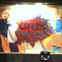 Photo taken at Cafe 290 by SuperDopeKarmen on 2/10/2013