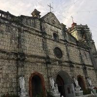 Photo taken at Sto. Thomas de Villanueva Parish (Danao City Church) by Kimberly J. on 5/27/2017
