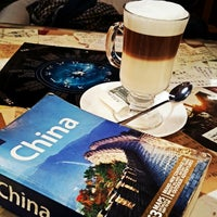 Photo taken at 21 G Cafe Beijing by Kal A. on 3/1/2014