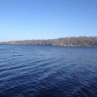 Photo taken at Lake Koronis by Jay B. on 5/14/2013