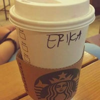 Photo taken at Starbucks Baguio by Erika Jeanne R. on 1/11/2015