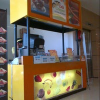Photo taken at Deli Crepes by Budianto H. on 9/21/2012
