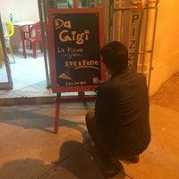 Foto tomada en Da Gigi Pizzeria por Marcela M. el 11/8/2014