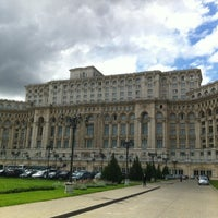 Photo taken at Palatul Parlamentului by Alan L. on 5/30/2012
