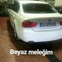 Photo taken at Uzlar Oto - BMW by 🔱 İ.Ü🔱 on 12/10/2016