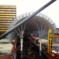 Photo taken at Fremont Street Flightlinez by Jay A. on 3/29/2013
