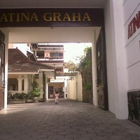 Photo taken at Hotel Atina Graha by Okhie R. on 6/9/2013