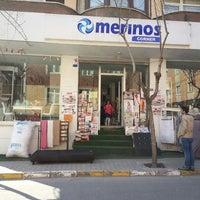 Photo taken at merinos corner by Emrullah K. on 3/14/2014