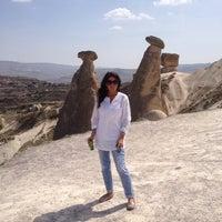 4/6/2014 tarihinde Naomiziyaretçi tarafından Kapadokya Lodge Hotel'de çekilen fotoğraf