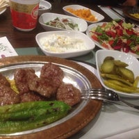 Photo taken at Uğur Mangal by Merve Helin B. on 11/4/2014