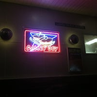 Photo taken at Swensons Drive-In by Angela R. on 4/15/2013