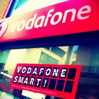 Photo taken at Vodafone Ερμού by Sotiris M. on 1/27/2014