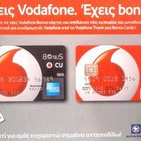 Photo taken at Vodafone Ερμού by Sotiris M. on 2/21/2014