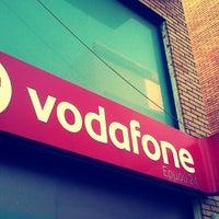 Photo taken at Vodafone Ερμού by Sotiris M. on 1/10/2014