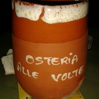 Photo taken at Alle Volte by Francesco B. on 3/4/2014